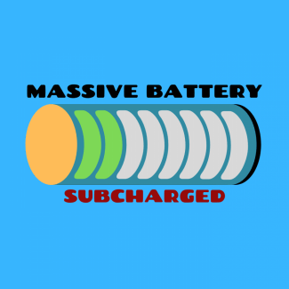 Massive Battery - Subcharged