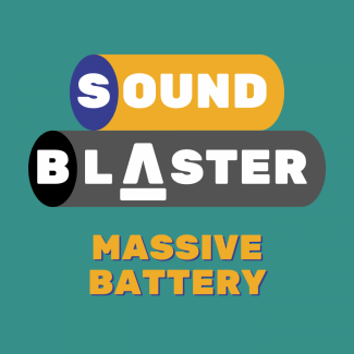 Massive Battery - Sound Blaster
